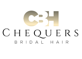 Chequers Bridal Hair Logo